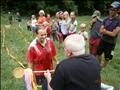 Křtiny nových instruktorů a vedoucích