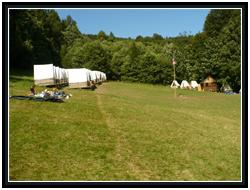 Letní tábor v Janoušově